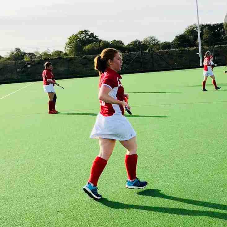 Match Report: 13th Oct Ladies 3s