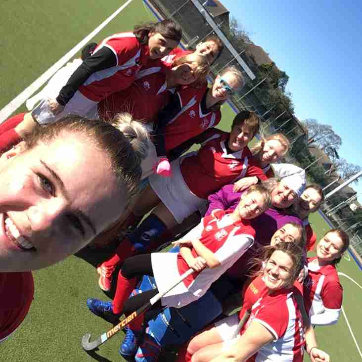 Match Report: 12th Jan Ladies 3rd XI