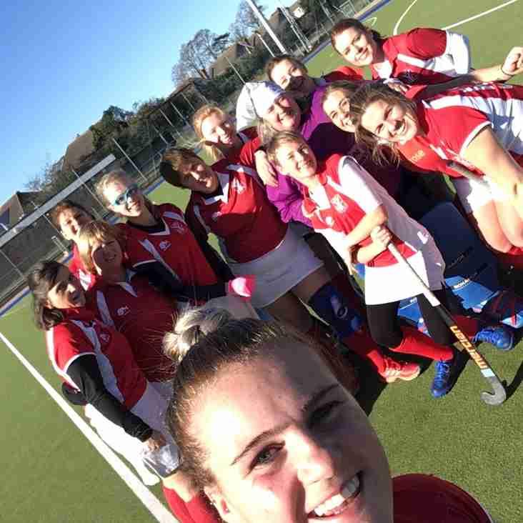 Match Report: 17th Nov Ladies 3rd XI