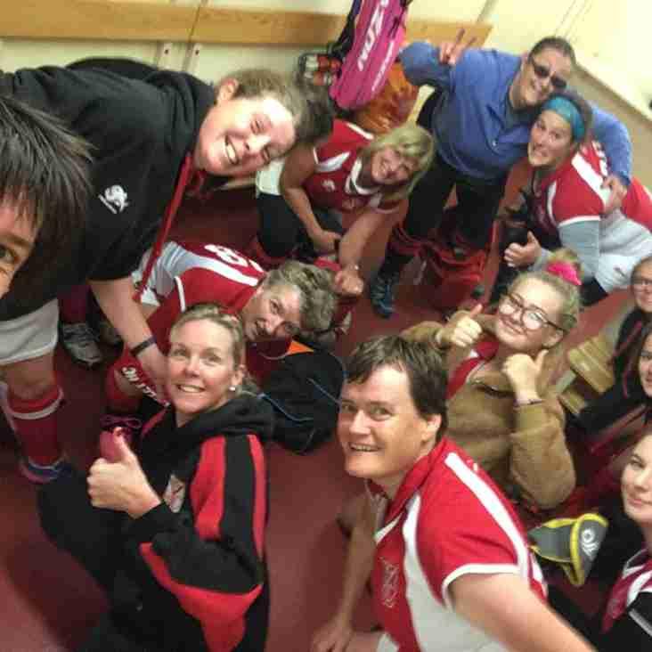 Match Report:24th Nov Ladies 4th XI