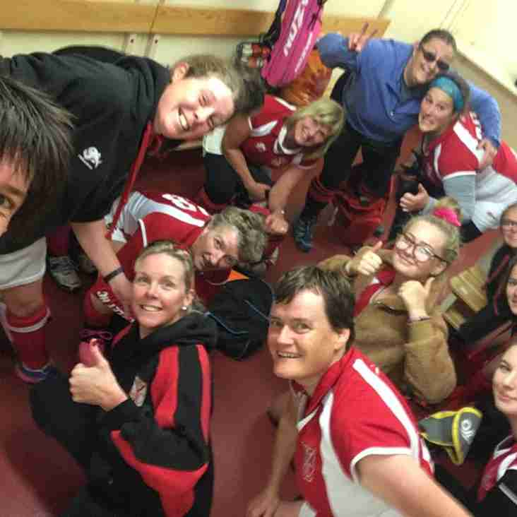Match Report: 9th March Ladies 4th XI