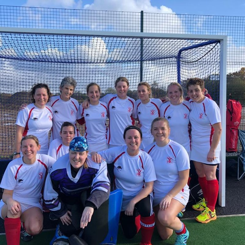 Match Report: 10th Nov Ladies 2nd XI