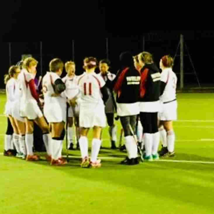 Match Report: 24th Nov Ladies 3rd XI