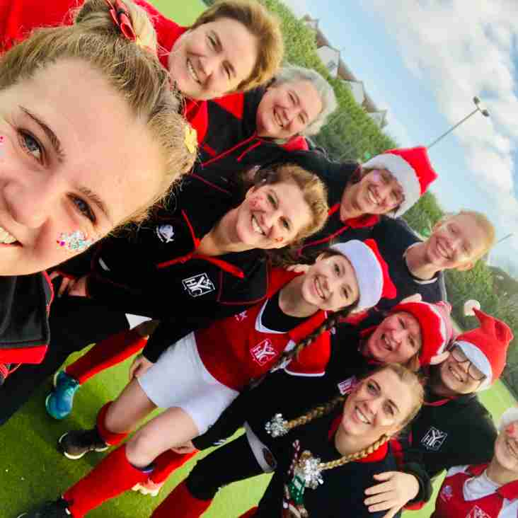 Match Report: 8th Dec Ladies 3rd XI