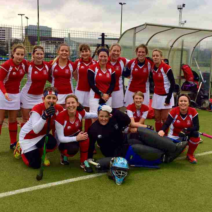 Match Report: 19th January Ladies 2nd XI