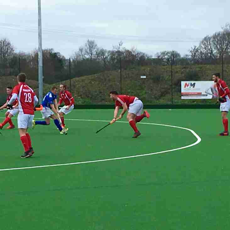 Match Report: 26th Jan Mens 1st XI
