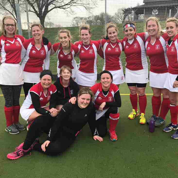 Match Report: 9th March Ladies 2nd XI