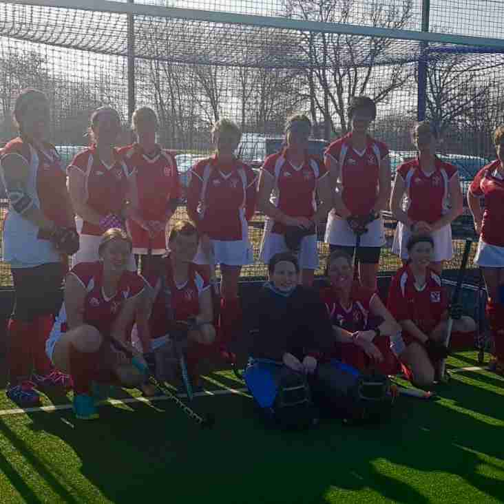 Match Report: 2nd Mar Ladies 4th XI