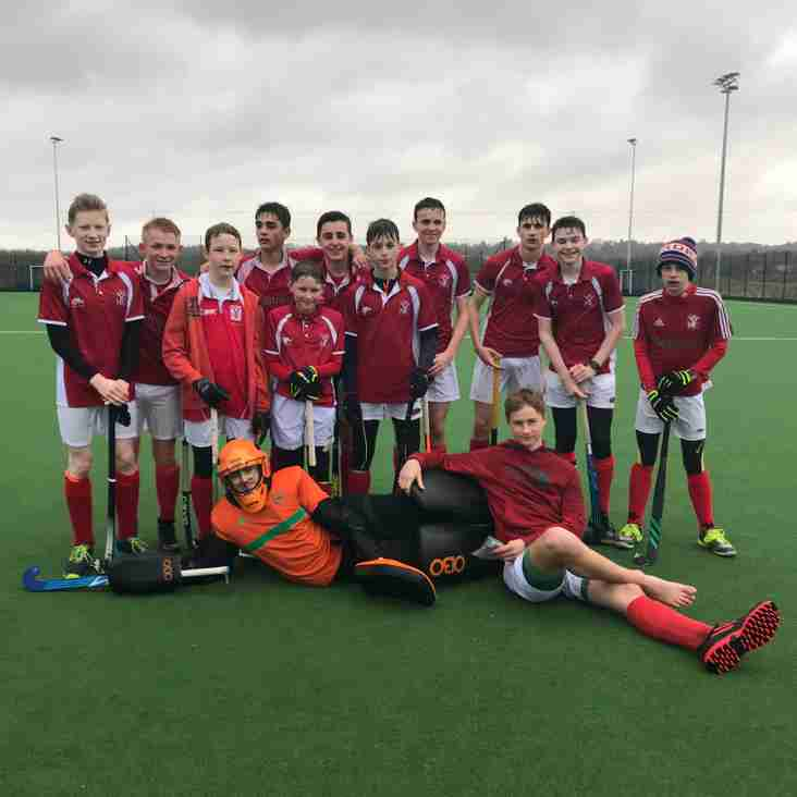 Match Report: 3rd March Boys U16