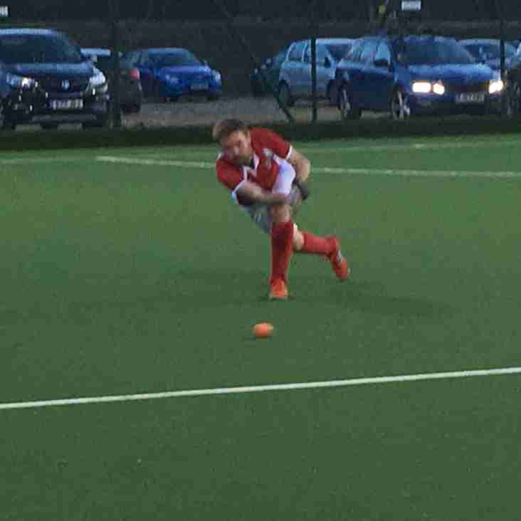 Match report: 9th March Mens 1st XI