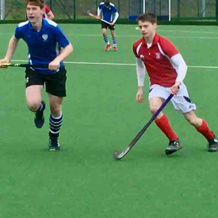 Match Report: 16th March Mens 1st XI