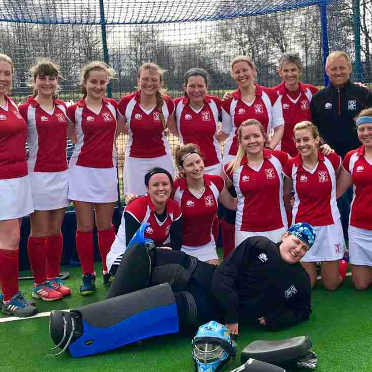 Match Report: 23rd March Ladies 2nd XI
