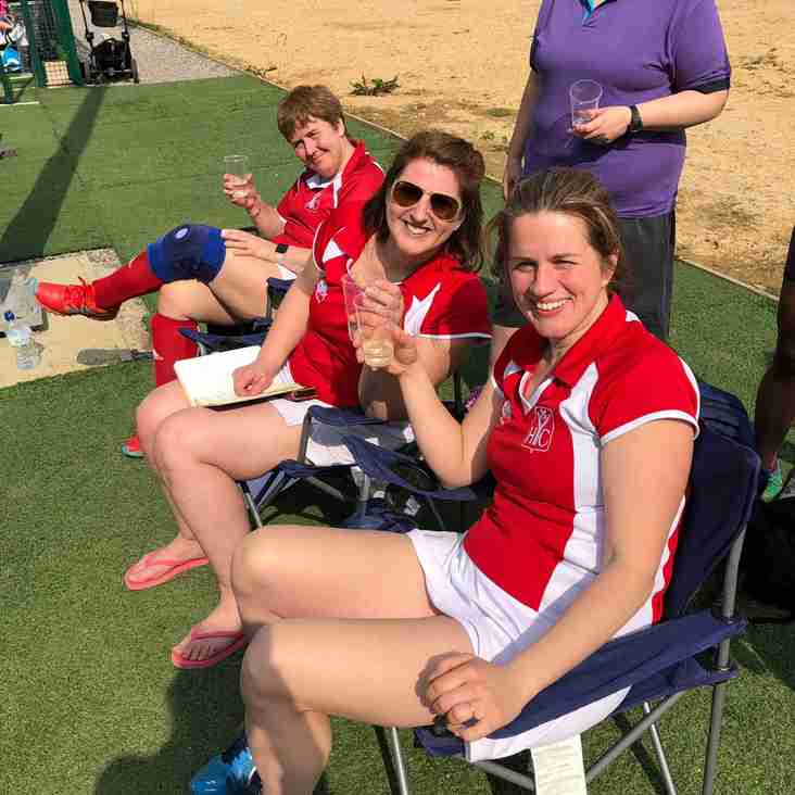 Match Report:30th March Ladies 3rd XI