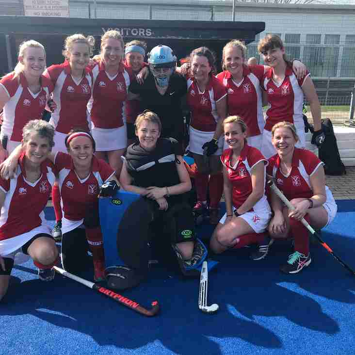 Match Report: 30th March Ladies 2nd XI