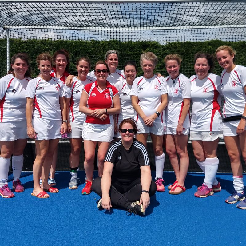 Match Report: Ladies Masters 2nd June
