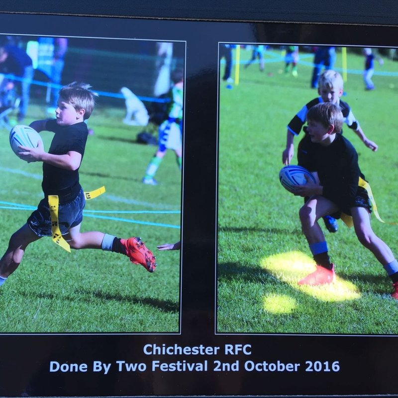 Guildfordians/Chichester and Hastings U8 photos