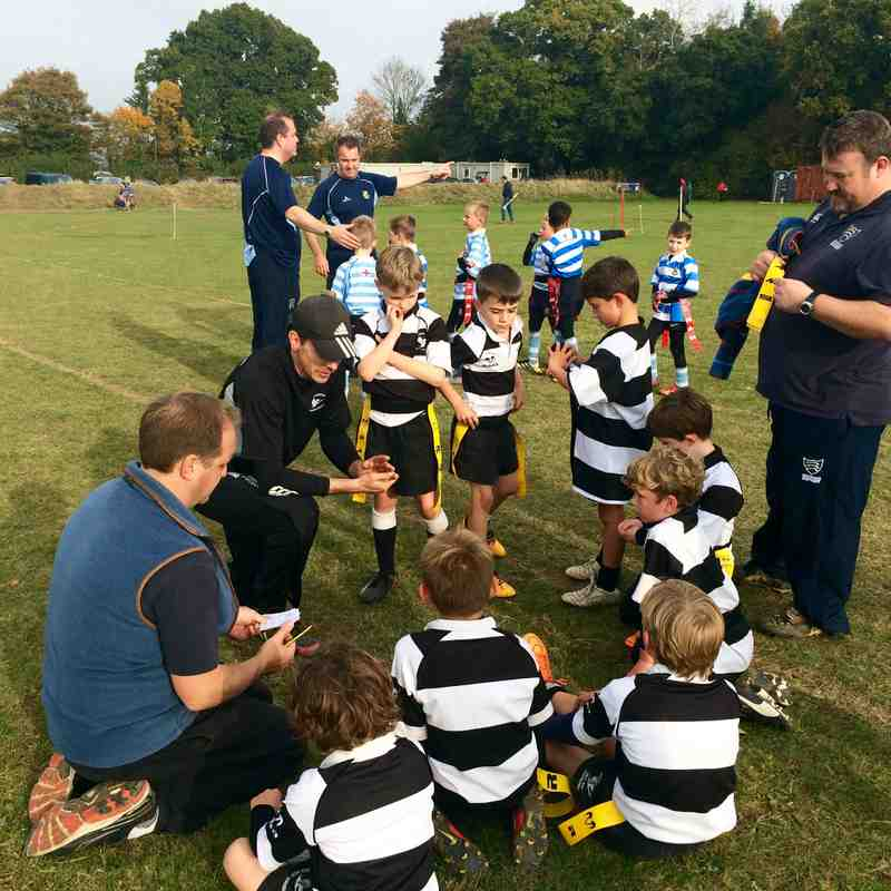 U8s - Haywards Heath 30/10/16