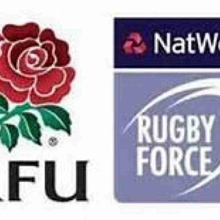 Rugby Force Weekend!