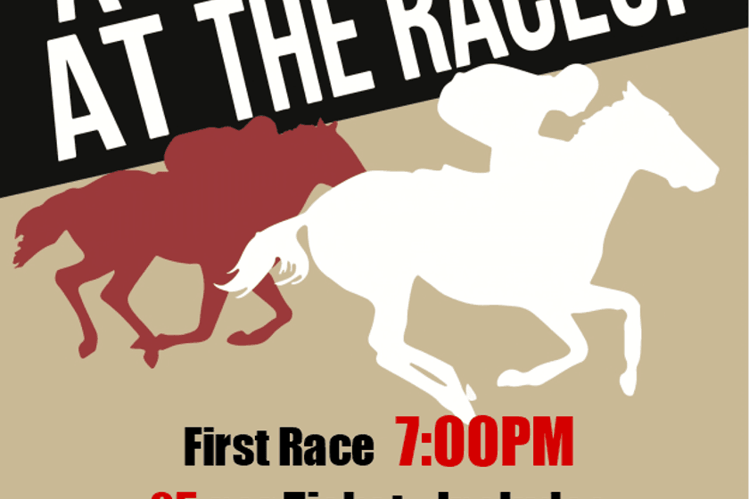 Race night - 20th of January