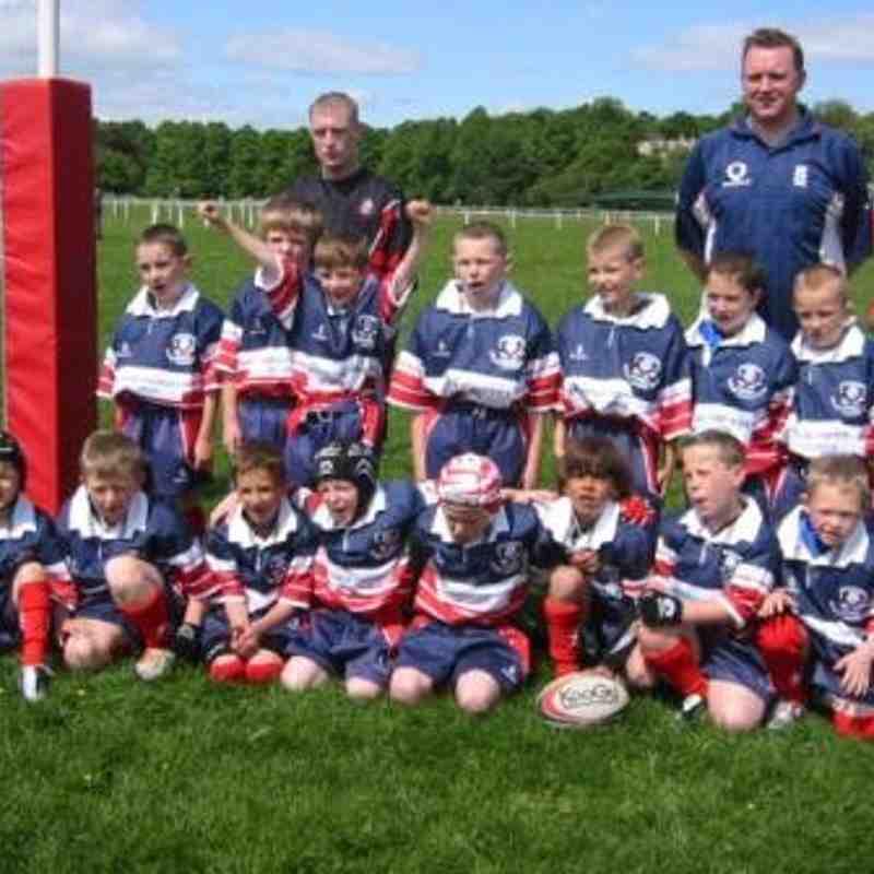 U11's 2008/2009 Season