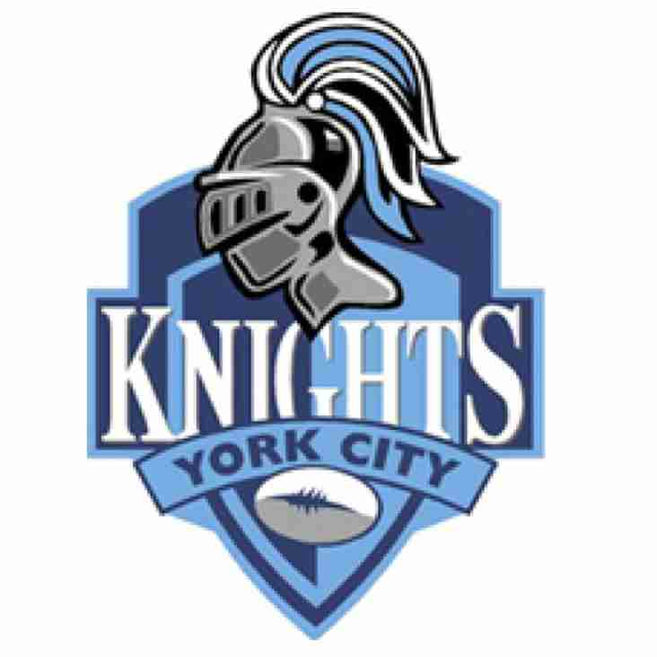 York City Knights Open Training Session