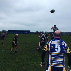 Away at Dinnington - Maoris 2018