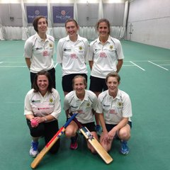 Deane Ladies Indoor Team 2016