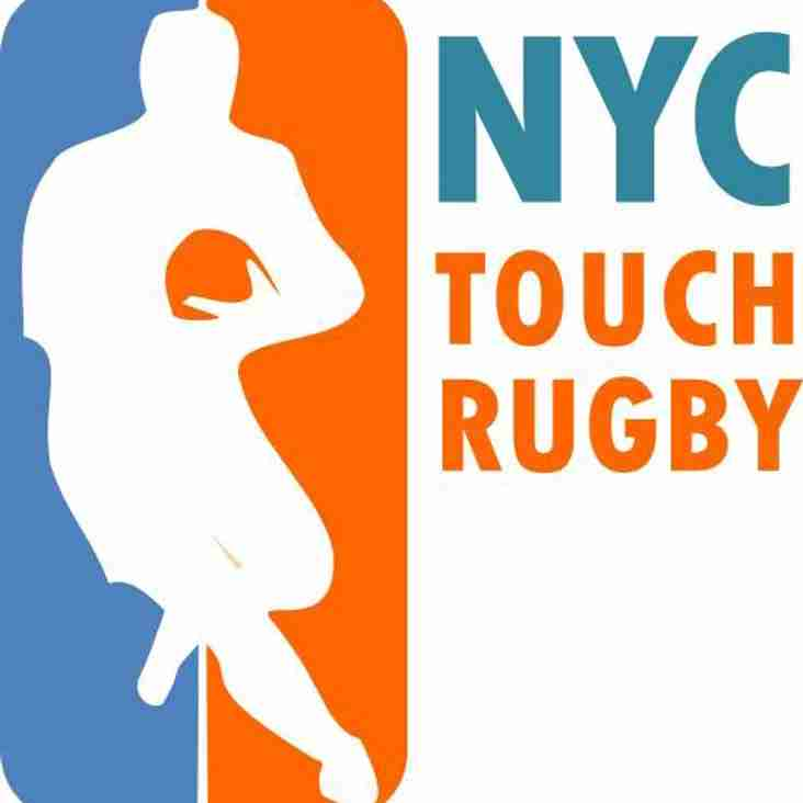 Play touch with NYC Touch Spring League!