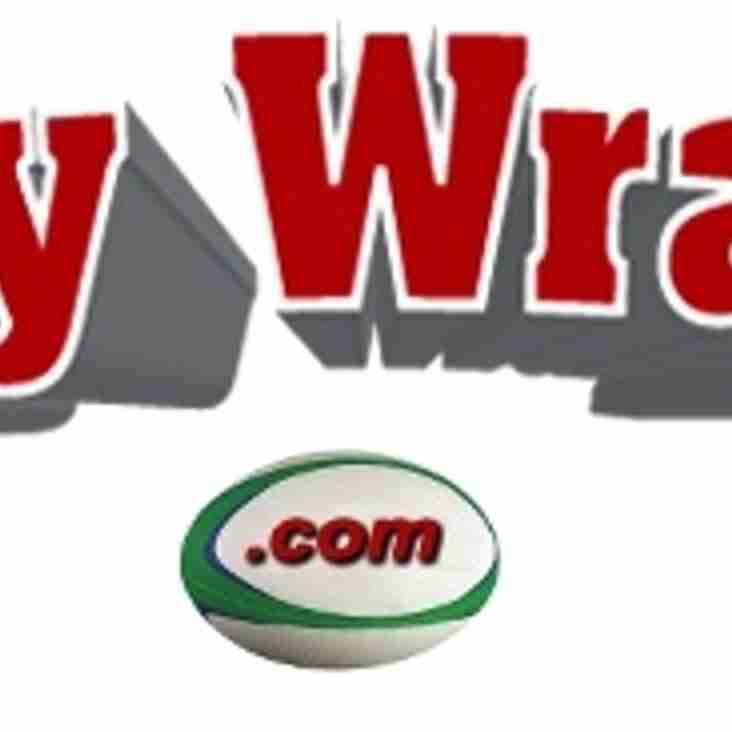 Rugby Wrap Up reports on PRO Rugby coaching lay-offs.