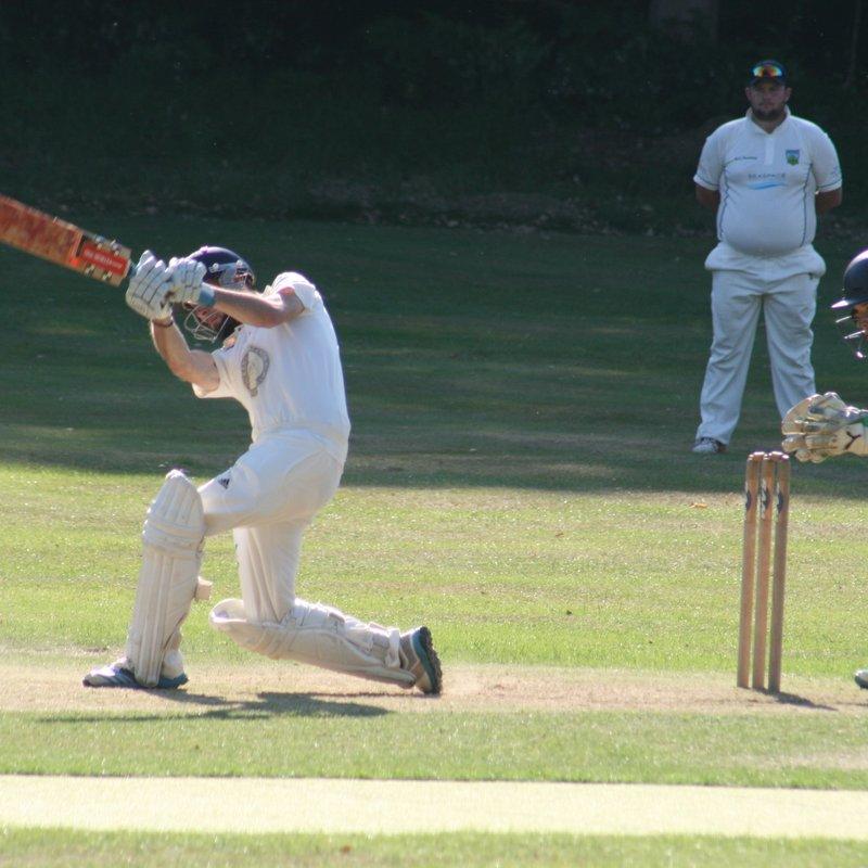 Newdigate 228 - 232/4 Nuthurst Cricket Club