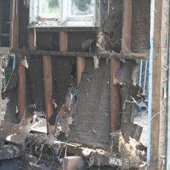 Pavillion Demolition