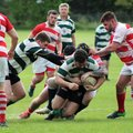 Firebirds outscore their opponents 5 tries to 4
