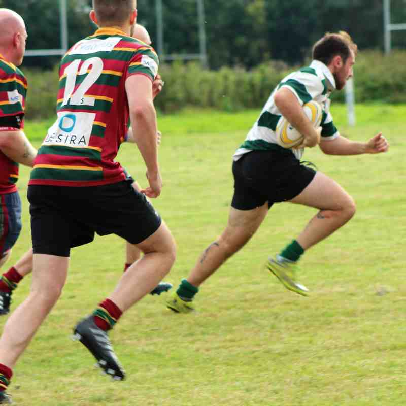 Norwich 3s 31-5 Norwich Union Firebirds 23-Sep-2017