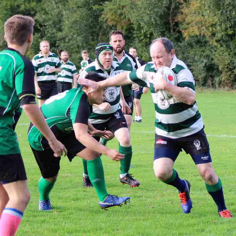 Norwich Union Firebirds 34-5 Beccles 2s 30-Sep-2017