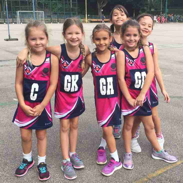 SCAA CWB JUNIOR NETBALL - SPRING SEASON ANNOUNCED