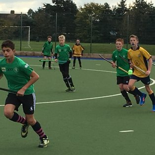 Lewes u16 boys through to the semi-finals of the Sussex Cup