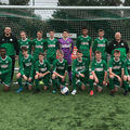 U15's Lions - 2018/19 lose to Christ The King Blue 3 - 2