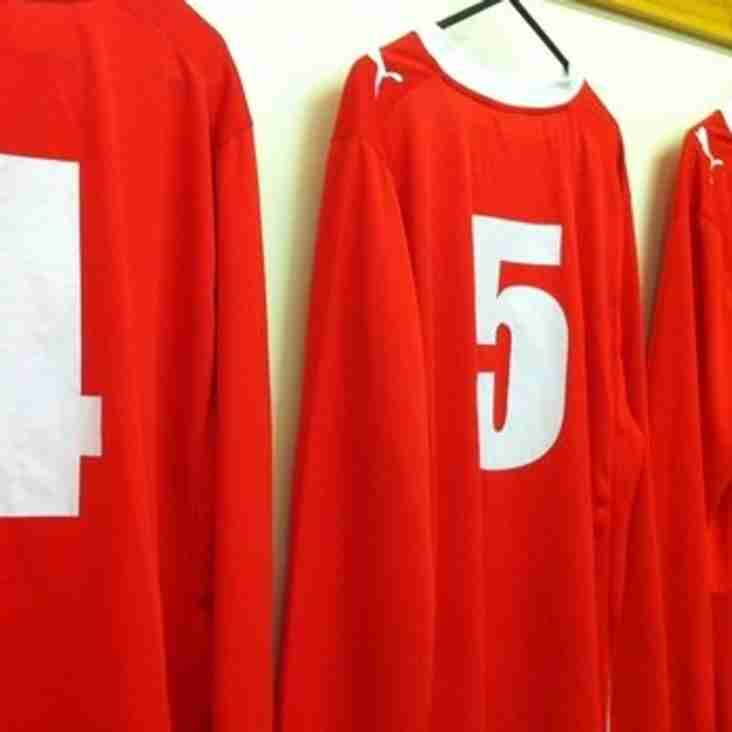 Trials for Under 13A are now complete. No further trials required this week.