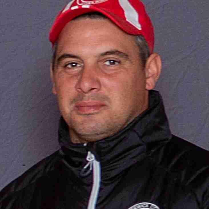 2019 State 2 Reserves Senior Men's Coach