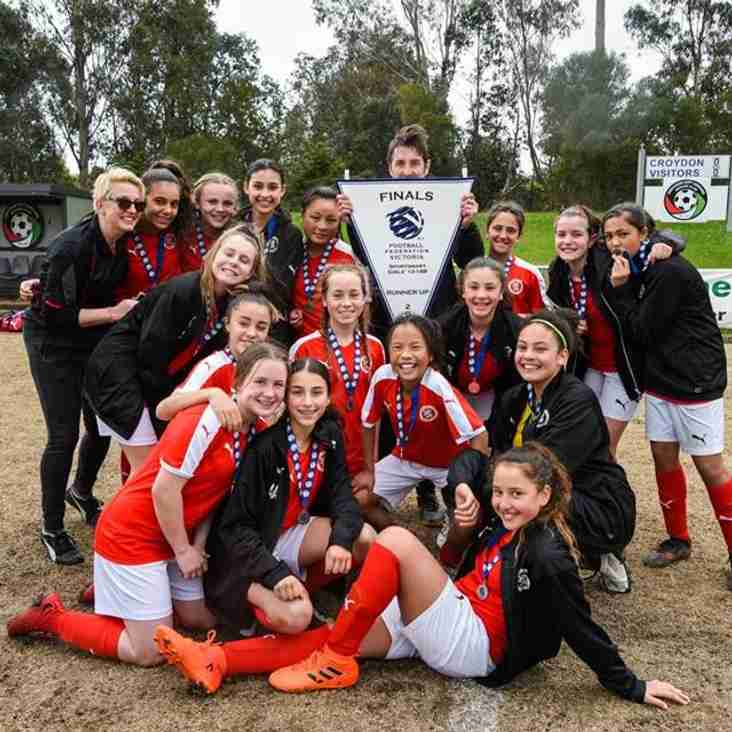 Grading for Girls teams Only - Under 12 to Under 16 for the 2019 Season