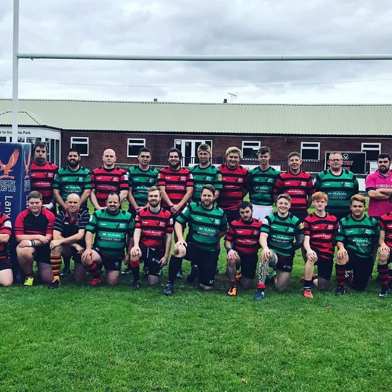 2nd XV lose to Macclesfield 4 32 - 5