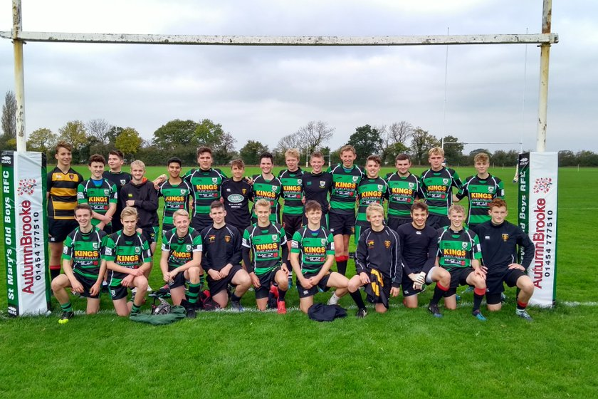 Under 16's lose to Winchester