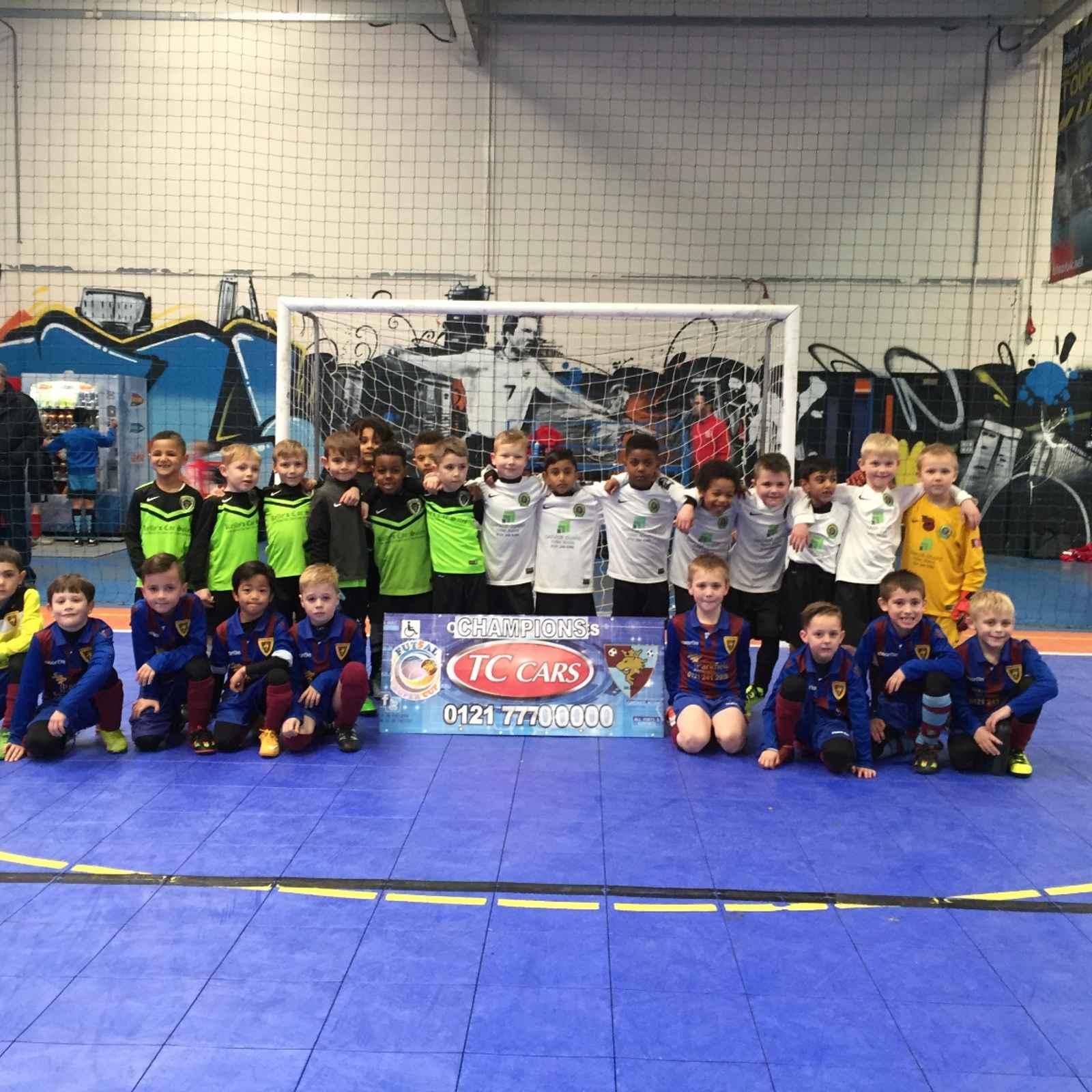 Bromford Lions Futsal Tournament