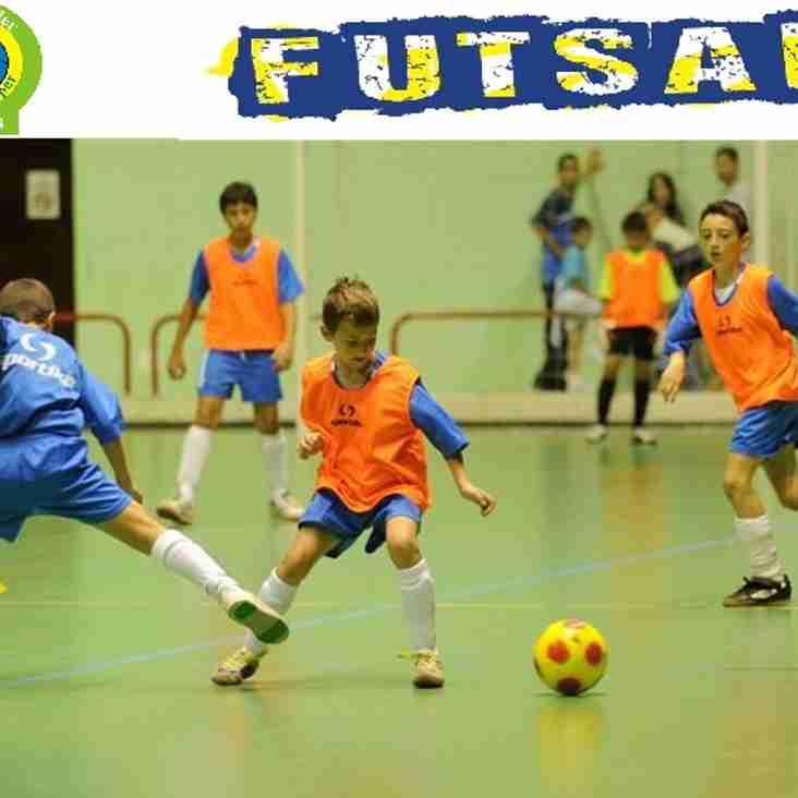 FUTSAL Academy - New Players Welcome