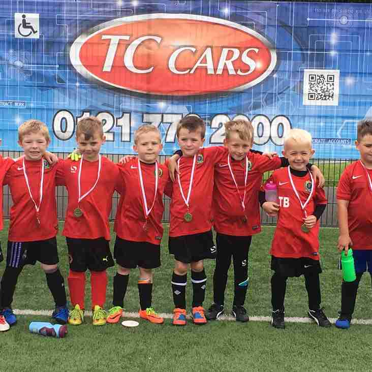 F.C Premier U6 - Newest Team
