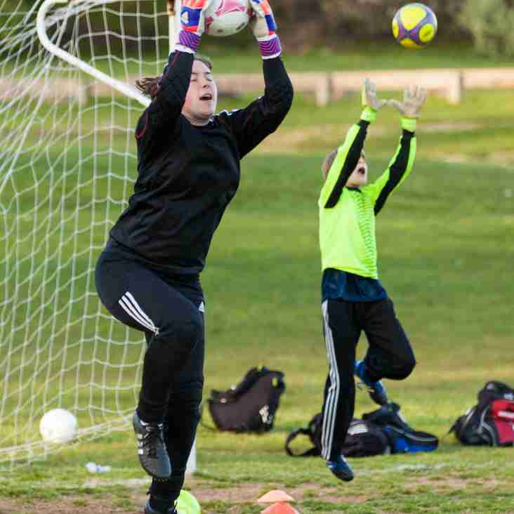 Goalkeepers Wanted