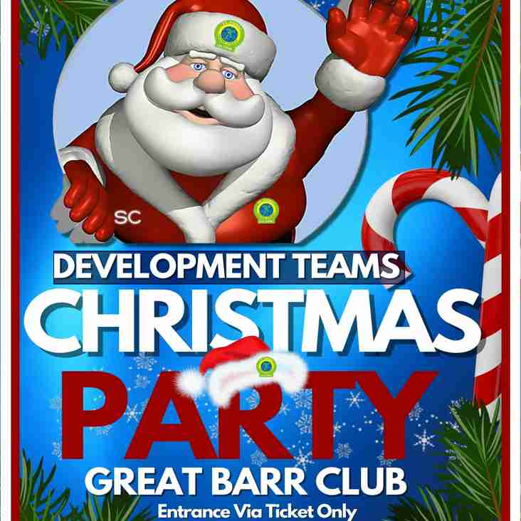 Development Teams - Christmas Party