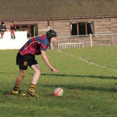 Evesham U16's V Bromsgrove