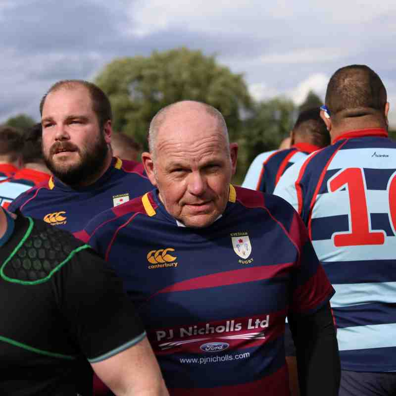 Evesham 1st Reserves V Dudley Kingswinford Wasps
