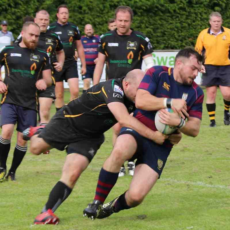 Evesham 1st Reserves V Bridgenorth 3rds